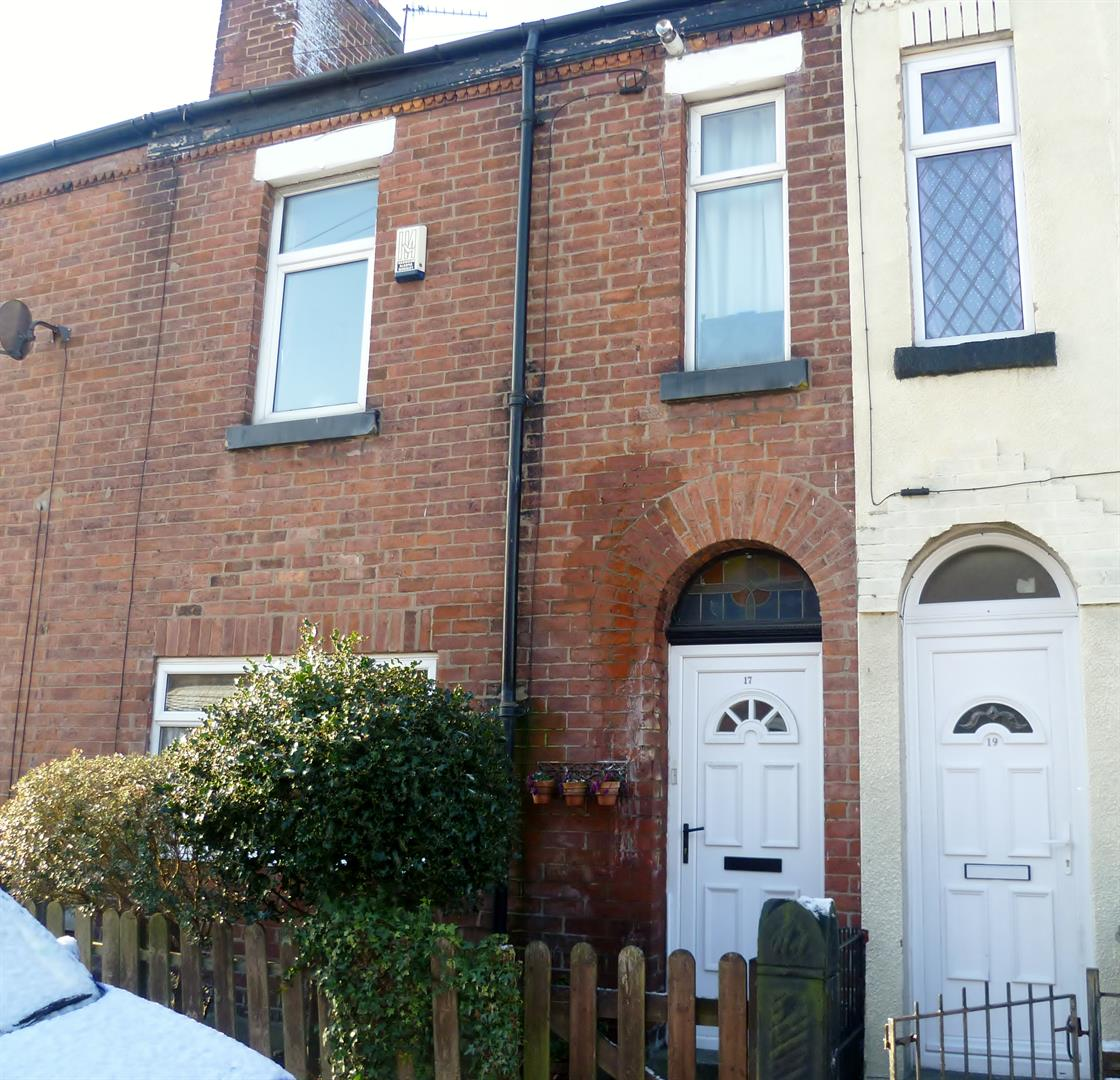 2 Bedroom House - terraced