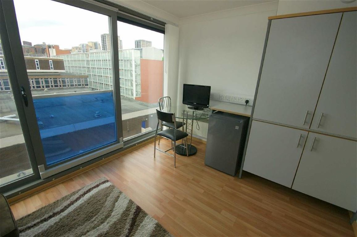 1 Bedroom Apartment - Purpose Built